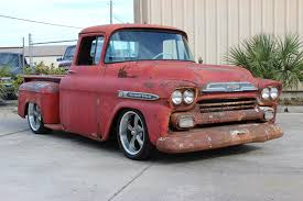 1959 Chevy Apache Red