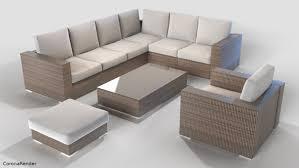 Rattan Garden Furniture Set by fdr44