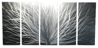 decorative metal wall art panels