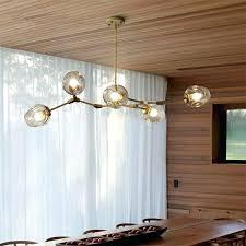 reion of bubble chandelier 5 bulbs lindsey adelman diy