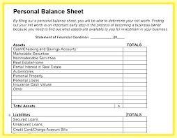 Financial Balance Sheet Template Financial Balance Sheet Example Consolidation Comparative