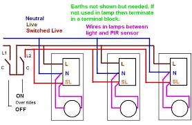 security light diynot forums wiring 2 pir sensors diagram Wiring 2 Pir Sensors Diagram #45