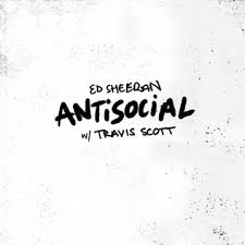 He released his latest single bad habits in june, bought himself a new phone for the first time in four years (not joking), and announced a brand new album.on aug. Antisocial Ed Sheeran And Travis Scott Song Wikipedia