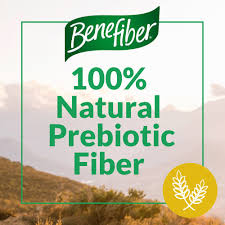 photo of benefiber daily prebiotic tary fiber supplement powder for digestive health 100 natural