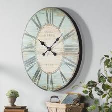 office large size floor clocks wayfair. Oversized 29u0027u0027 Oval Wall Clock Office Large Size Floor Clocks Wayfair