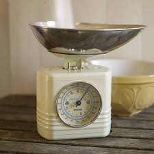 Small Picture retro style kitchen scales by the original home store the home
