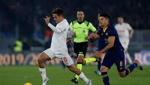 Le foto di Roma-Juventus 1-2 – Serie A 2019/2020 - Le foto ...