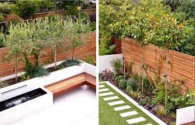 remarkable designs for long narrow gardens 33 for your minimalist