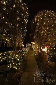 outdoor tree lighting ideas. The Best 40 Outdoor Christmas Lighting Ideas That Will Leave You Breathless Tree