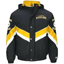 steelers coat jacket steelers jacket kmart steelers coat
