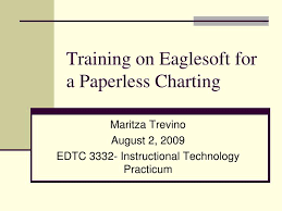 Ppt Training On Eaglesoft For A Paperless Charting