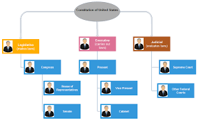 Senate Hierarchy Chart How To Create Us Government Org Chart Org Charting