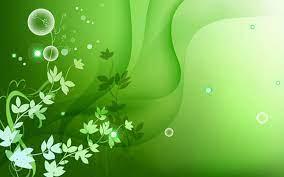 Green Flowers Desktop Wallpapers on ...