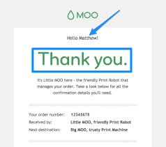 Order Confirmation Order Confirmation Emails How To Delight Your Customers Every Time