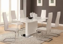 white round modern kitchen table inspirational modern white dining table room round set