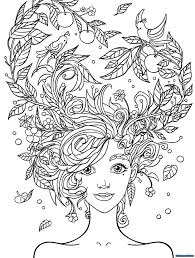 Free Adult Coloring Pages Pdf Printable Coloring Page For Kids