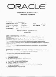 Sql Dba Resume Sample