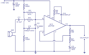 preamplifier for dynamic microphones electronic circuits and circuit diagram pre amplifier for dynamic microphones