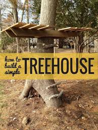 Image Do It Yourself Are You Looking For Very Simple Design For Tree House That Your Children Can Enjoy For Years To Come Morningchores 30 Diy Tree House Plans Design Ideas For Adult And Kids 100 Free