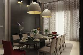 vase lighting ideas. Modren Vase Oval Brown Wooden Dining Table Modern Room Tables White Fabric  Chairs Three Gray Vase In Lighting Ideas W