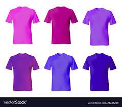 Blue Polo Shirt Design T Shirt Design Template Set Men Shirts Blue