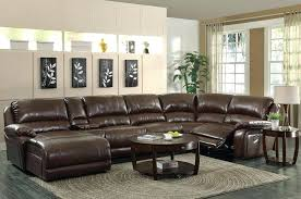 u shaped sectional with recliner. Beautiful With U Shaped Sectional Sofa With Recliners Large Size Of Nice Design Some In Recliner S