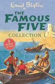Wh Smith Paperback Chart The Famous Five Collection 1 Books 1 3
