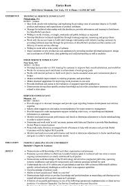 Six Sigma Consultant Resume Examples Templates Service Sample