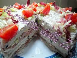 Le ricette della zu: torta estiva ai caprini aromatici