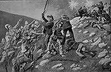 The origins of the boer war lay in britain's desire to unite the british south african territories of cape colony and natal with the boer republics of the orange free state and the south african republic. Second Boer War Wikipedia