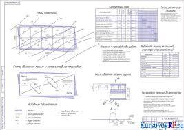 Курсовая работа по производству земляных работ с чертежами Проект по дисциплине Технология строительного производства