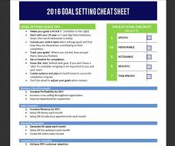 Goal Setting Template Mesmerizing Download Now Employee Goal Setting Template Inver Template Center