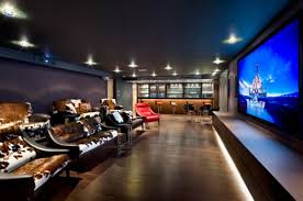 Home Theater Design Ideas Awesome Decorating Ideas