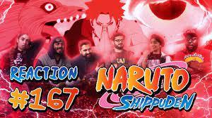 Naruto Shippuden - Episode 167 - Planetary Devastation - Group Reaction -  YouTube