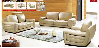 Italian Leather Living Room Furniture Gorgeous Living Room With Cream Sofa