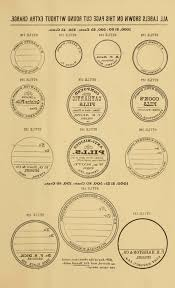 Antique Labels Template Free Guide Vintage Apothecary Labels Blank