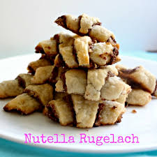 nutella rugelach what jew wanna eat