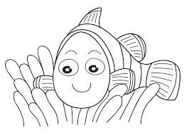 Nemo E Le Anemoni Disegni Da Stampare Alla Ricerca Di Nemo Disegni