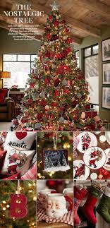 Plaid Christmas Tree 1081 Best Christmas Trees Images On Pinterest
