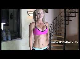 fitness rock hard abs workout