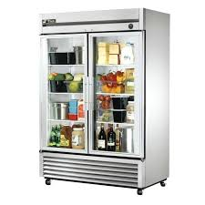 medium size of glass door fridge refrigerator for commercial front refrigerators freezer combo single
