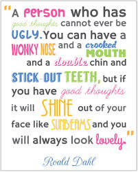 Roald Dahl Quotes Custom Roald Dahl Inspirational Quote Free Early Years Primary Teaching