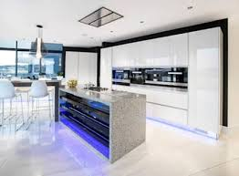 modern kitchen. ULTRA MODERN RESIDENCE: Modern Kitchen By FRANCOIS MARAIS ARCHITECTS Kitchen