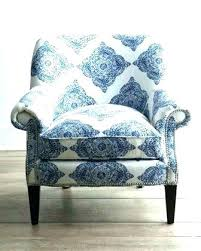 blue and white accent chair. Blue And White Accent Chairs Chair Aria . H