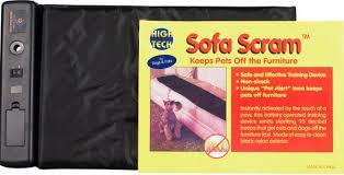 Sofa Scram Sonic Dog & Cat Deterrent Repellent Mat