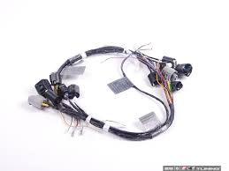 genuine bmw headlight wiring harness es 162953 61126939279 headlight wiring harness direct replacement for damaged wiring