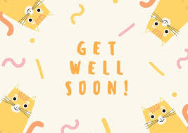 Get well soon coloring page | free printable coloring pages. Free Printable Editable Get Well Soon Card Templates Canva
