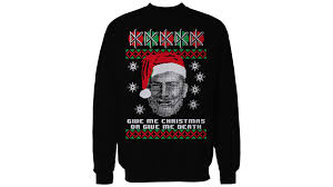 50 Must-Have Band Christmas Sweaters | Blunt Mag