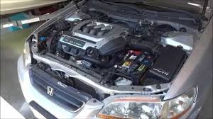How to Replace a Radiator on a 1998-2002 Honda Accord V6 (6th gen ...