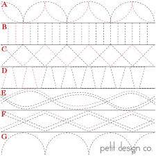 Hand Quilting Patterns For Borders 17 best ideas about walking ... & Hand Quilting Patterns For Borders 17 best ideas about walking foot quilting  on pinterest machine Adamdwight.com